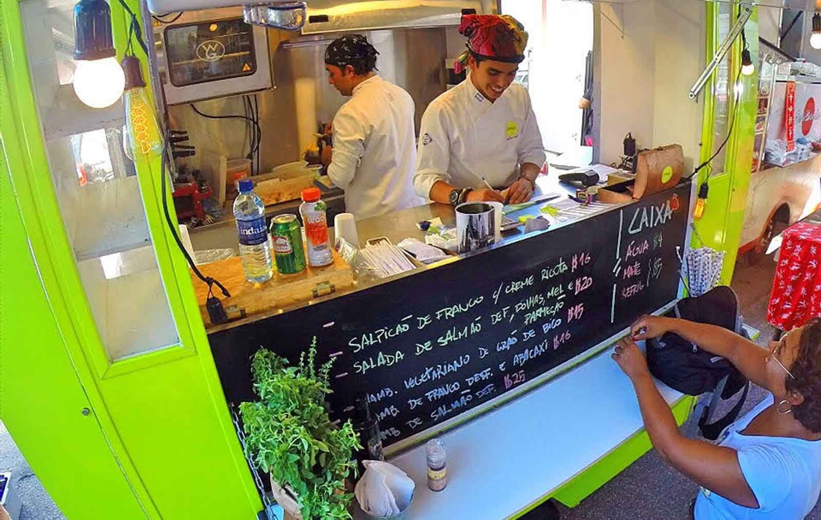 Abner Lopes, do Graviola Gourmet Food Truck