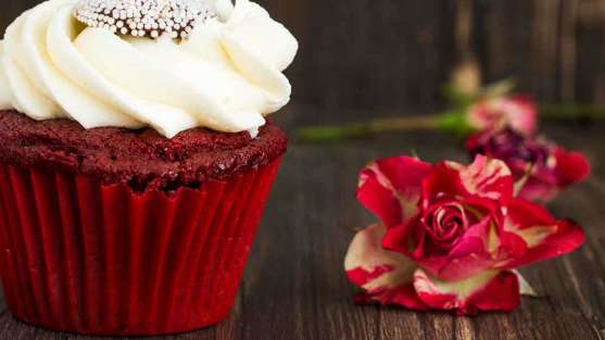 O queridinho dos KitchenAid Lovers: Cupcake Red Velvet